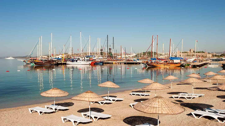 Cheap Hotels Turkey Bodrum