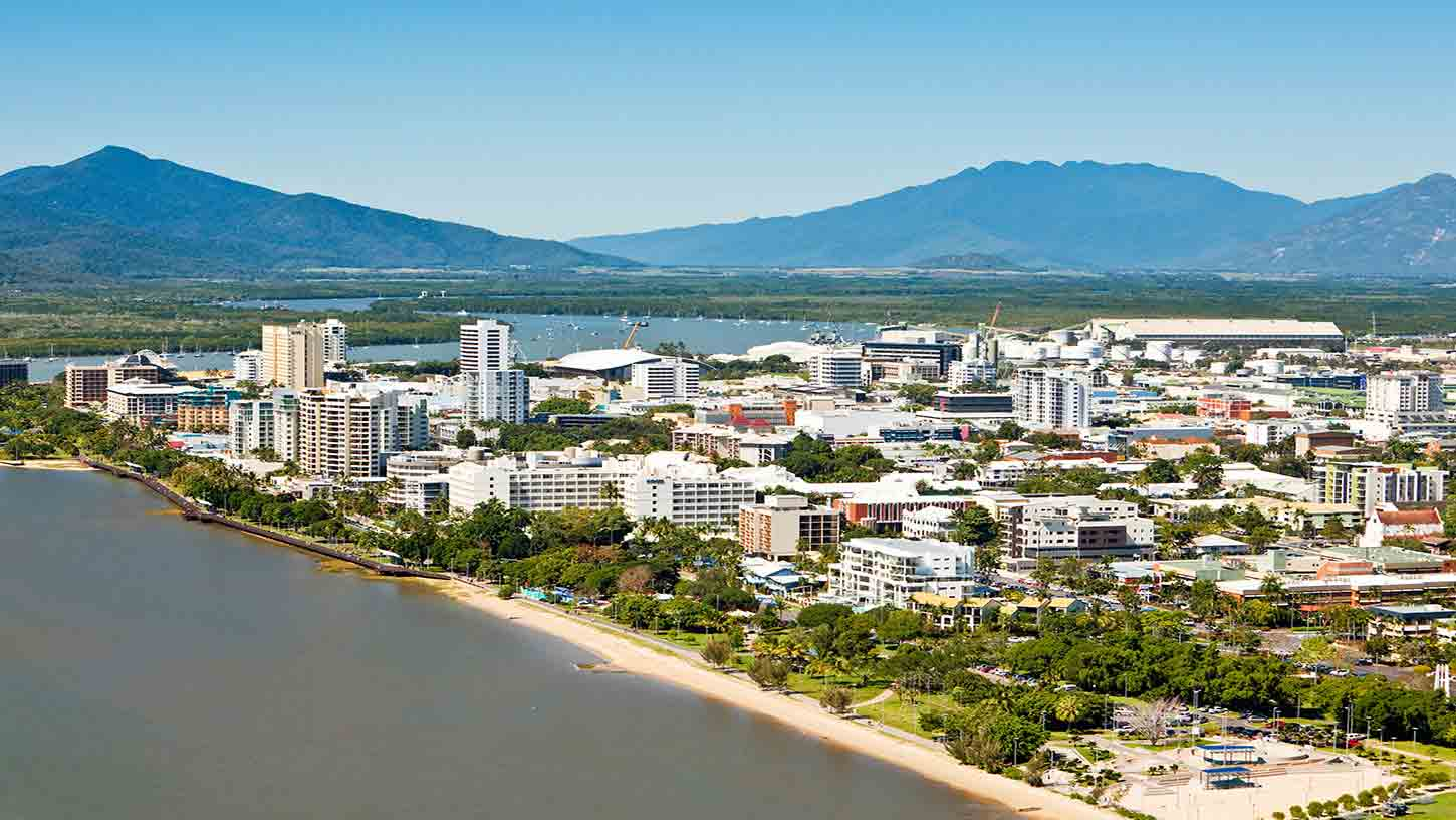 Rental Car Cairns City
