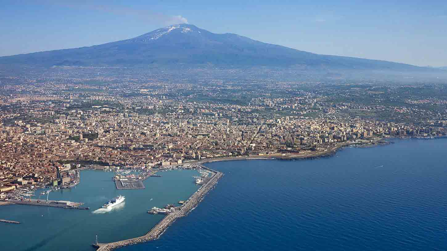 Hotels In Catania Centre