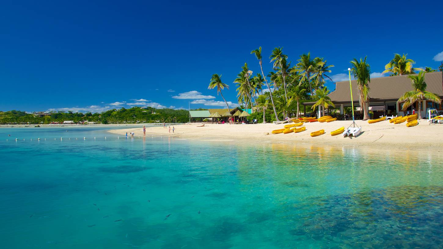 Find Great Deals On Flights To Fiji From Expedia Co Uk