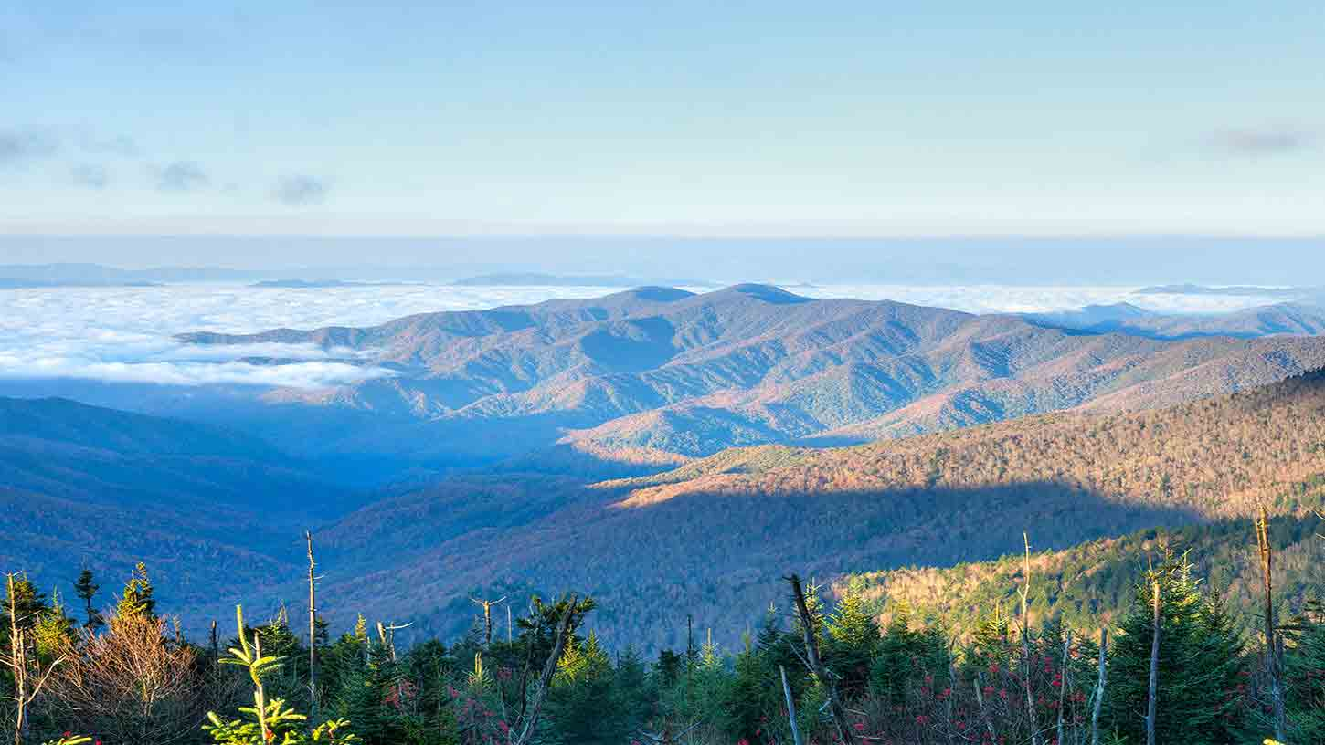 Cheap Flights To Great Smoky Mountains National Park