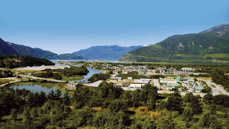 Cheap Flights to Squamish, British Columbia $211.72 in ...