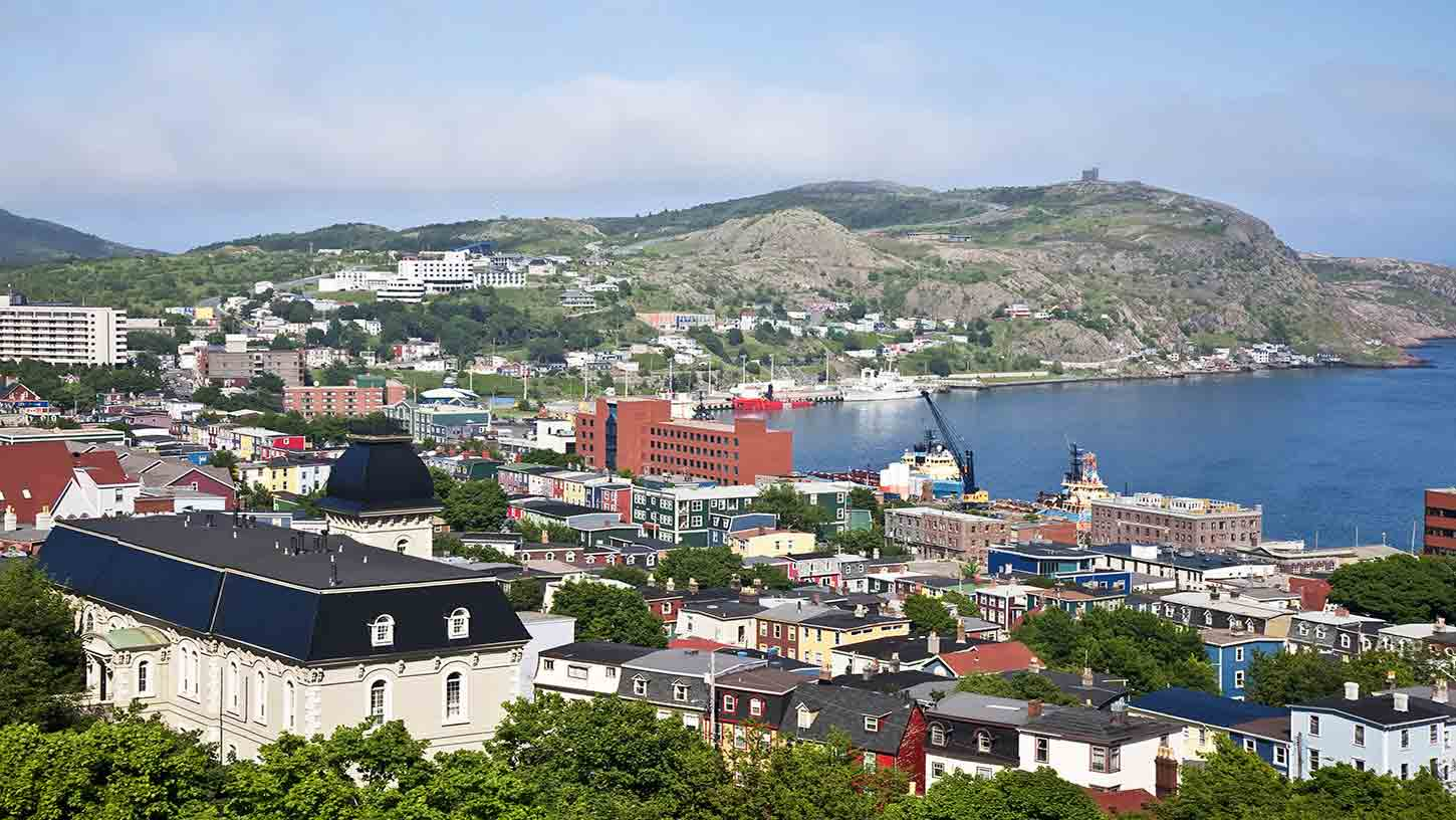 Cheap Flights To St Johns Newfoundland And La Dor