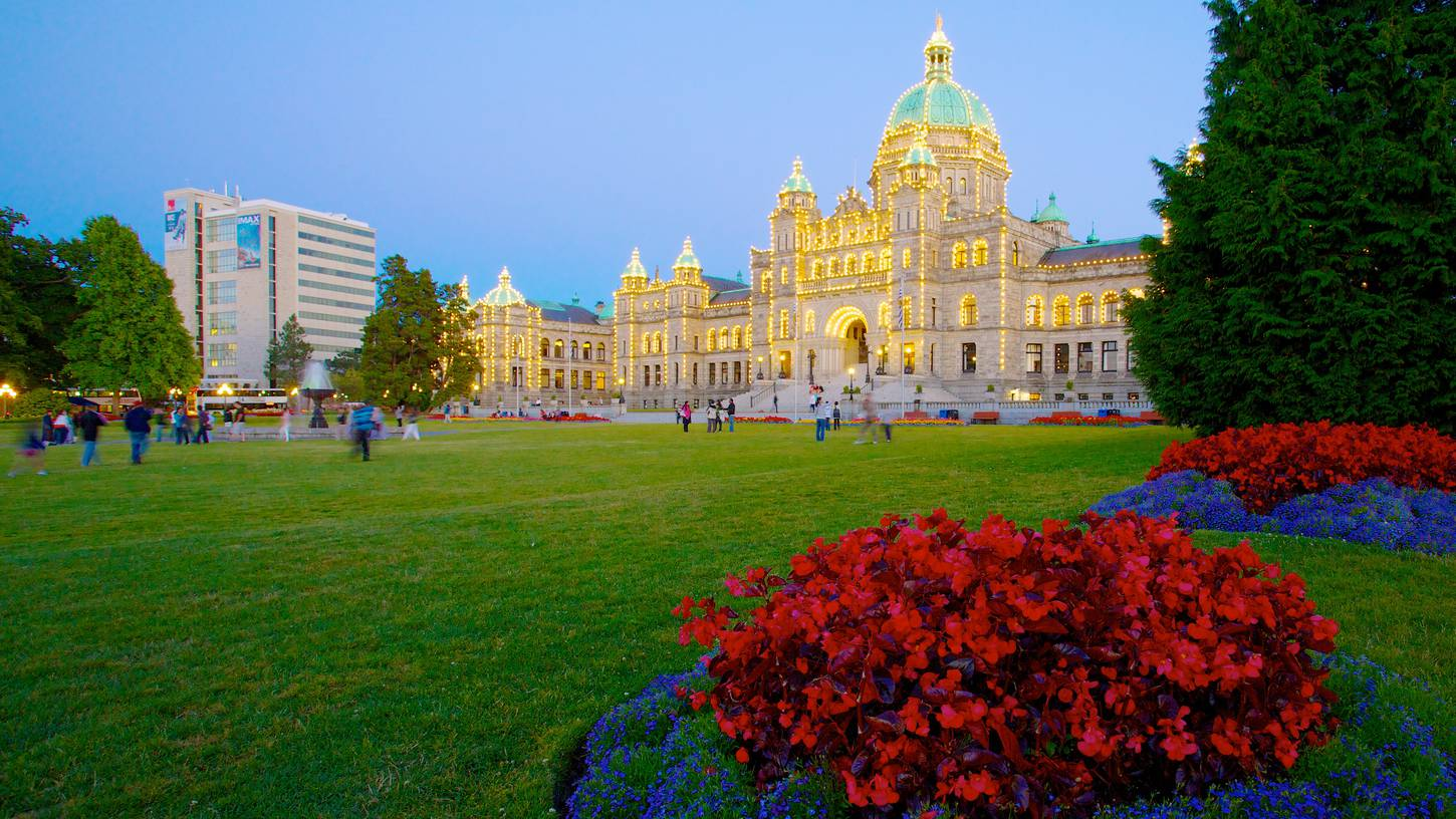 Top Hotels In Victoria Bc