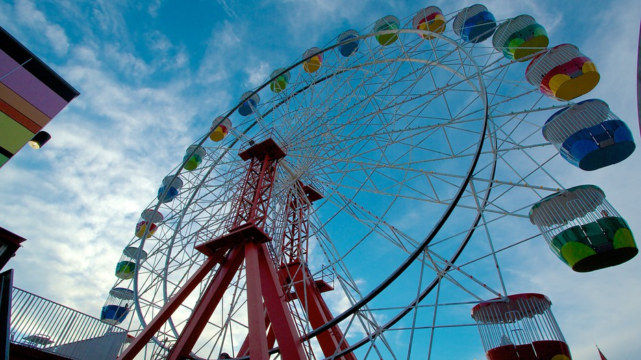 Luna park milsons point new south wales attraction for Puerta 7 luna park