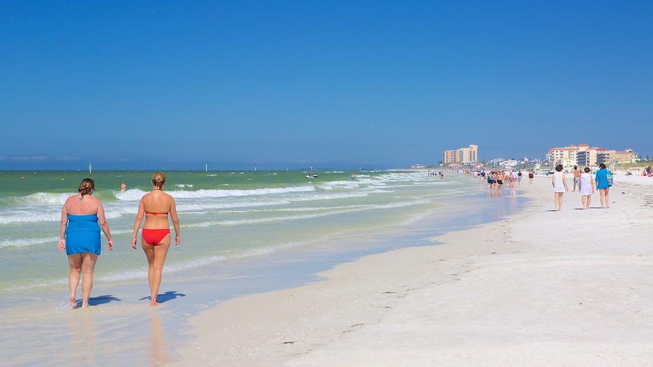 Best Beach North Of Clearwater Fl