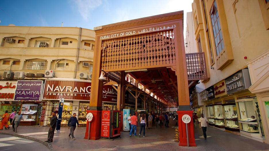 Hotels Near Gold Souk Dubai
