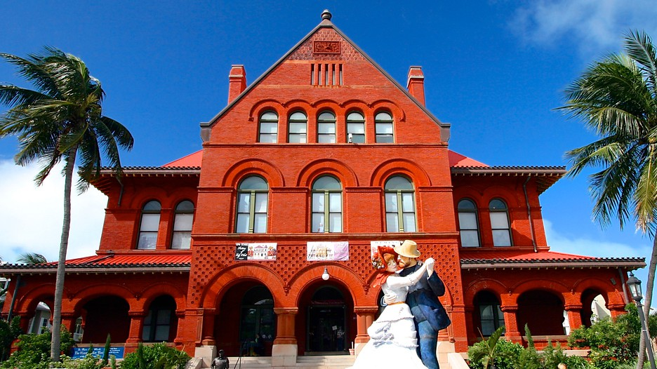 Custom House Museum In Key West Florida Expedia
