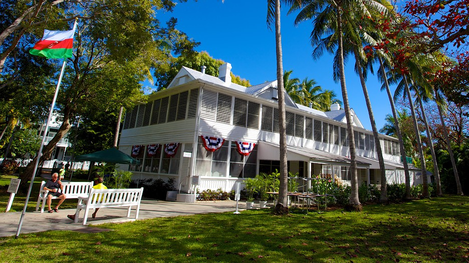 Harry S Truman Little White House In Key West Florida