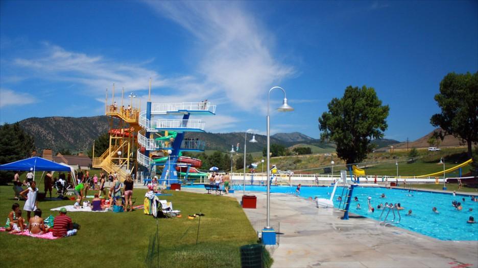 Lava Hot Springs Idaho Spa Day