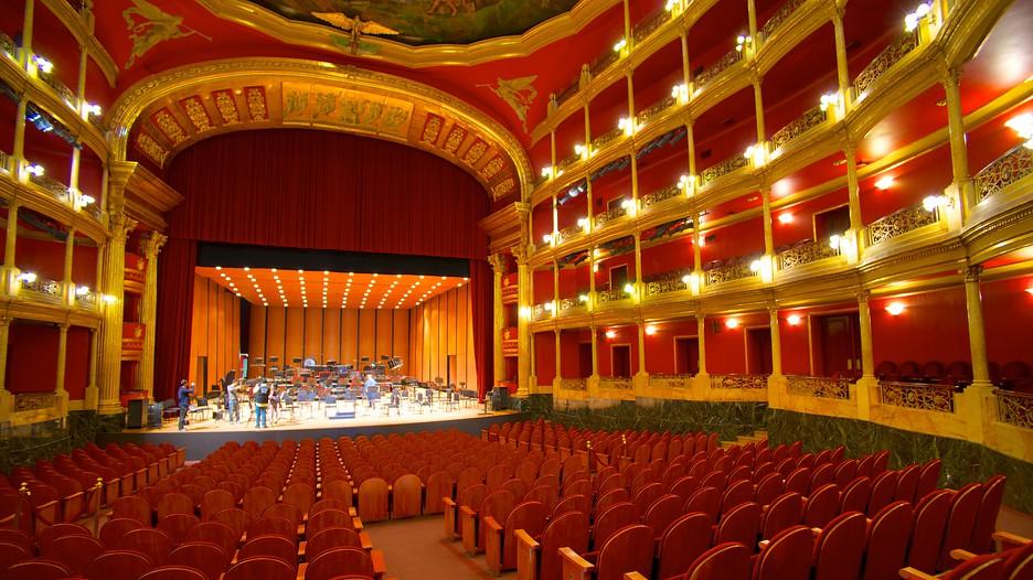 Degollado Theater In Guadalajara Jalisco Expedia