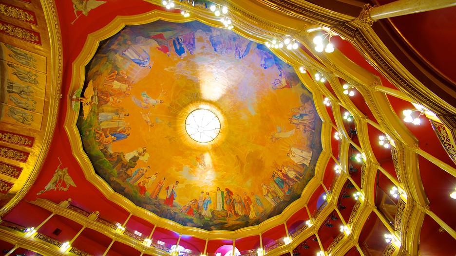 Teatro degollado informaci n de teatro degollado en for El mural guadalajara