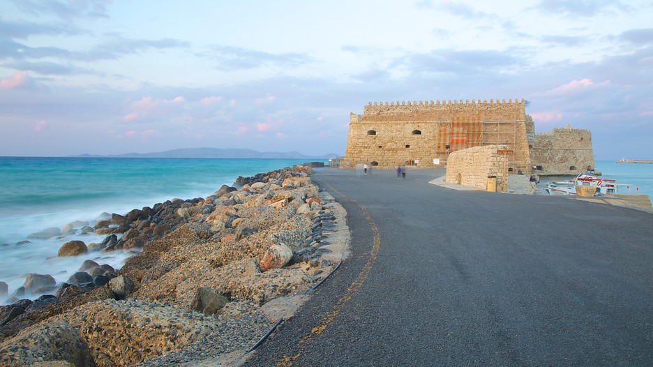 Koules Fortress in Heraklion,  Expedia