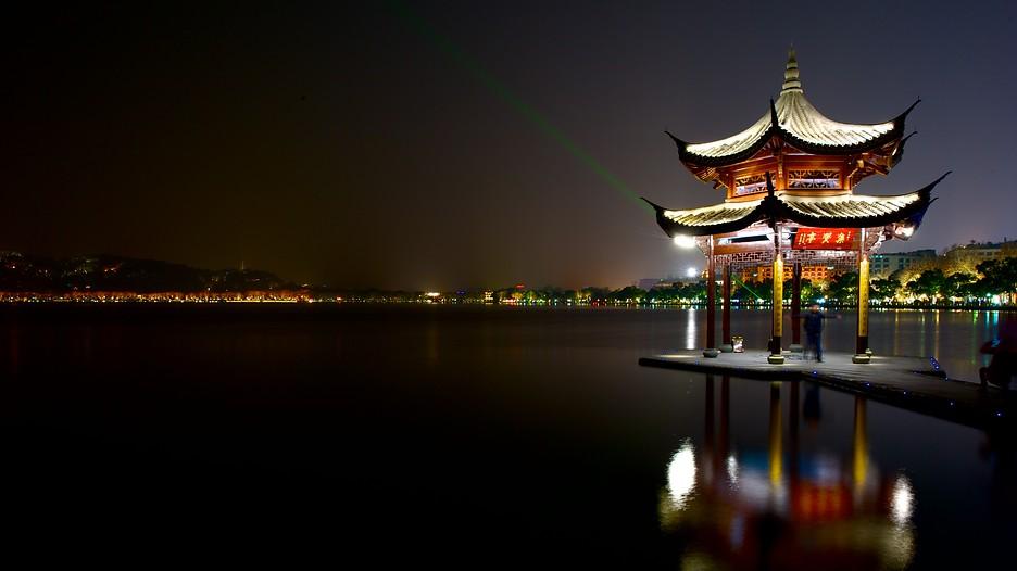 西湖 (杭州市)の画像 p1_25