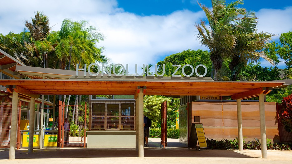 Honolulu Zoo In Honolulu Hawaii Expedia