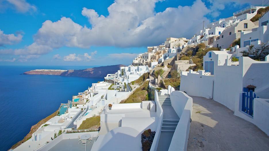 Santorini Greece  city pictures gallery : Santorini Island Holidays: Find Cheap Santorini Island Holiday ...