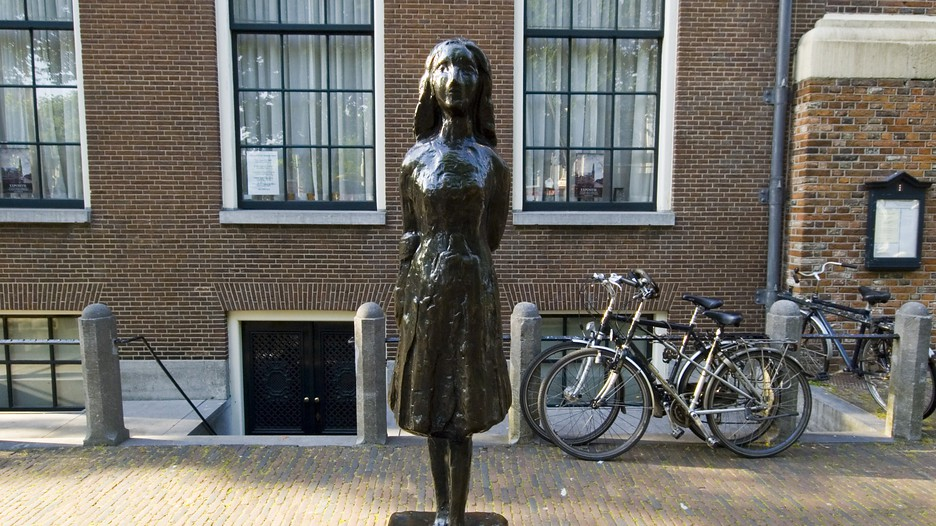 how to get to anne frank house