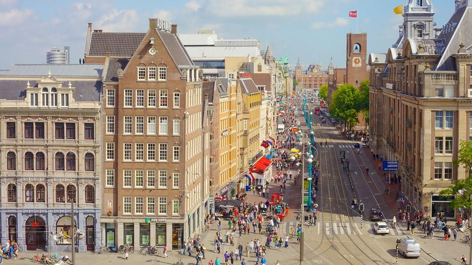 Piazza dam a amsterdam paesi bassi expedia for Hotel amsterdam economici piazza dam