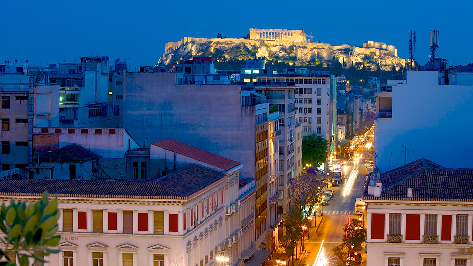 Athens Vacations: Package amp; Save up to $603 in 2017
