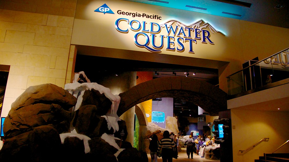 Georgia Aquarium Atlanta Georgia Attraction Expedia