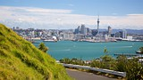 Showing item 28 of 76. Mount Victoria - Auckland - Tourism Media