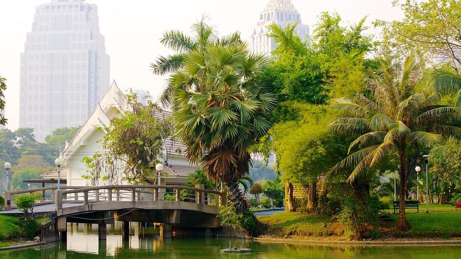 Lumpini Park - Bangkok |Expedia.com.sg