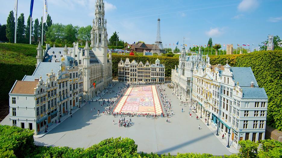 Mini Europe In Brussels Expedia