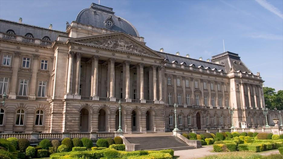 Palazzo reale di bruxelles punti di interesse a for Architecture interieur bruxelles