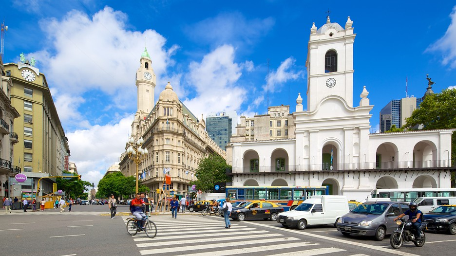 travel guide buenos aires