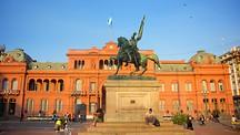 Casa Rosada (siège du Pouvoir Exécutif) - Buenos Aires et ses environs