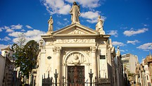 Cimetière de Chacarita - Buenos Aires et ses environs