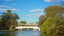 Parque del Rosedal - Buenos Aires et ses environs