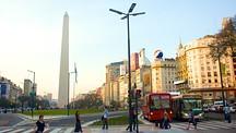 Obélisque - Buenos Aires et ses environs