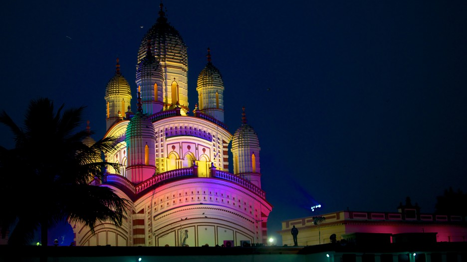 Dakshineswar Kali Temple In Kolkata Expedia Ca
