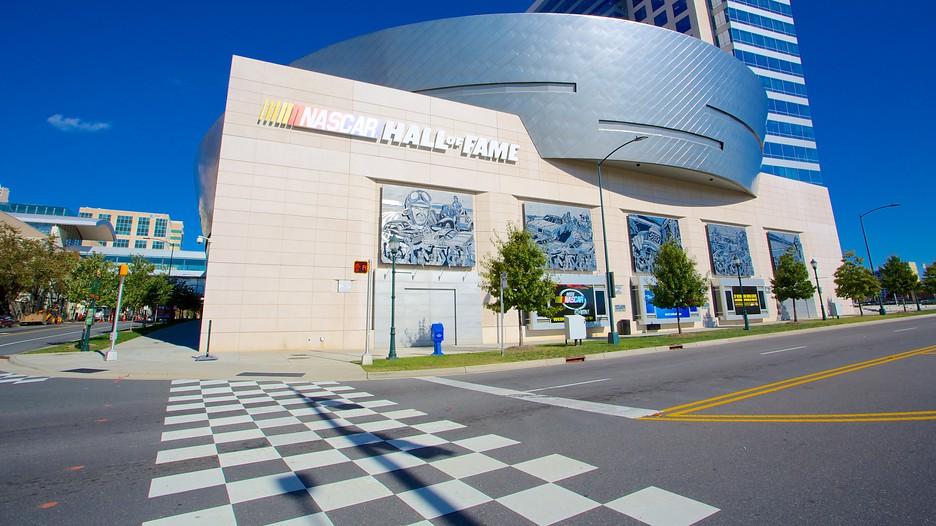 Nascar Hall Of Fame In Charlotte North Carolina Expedia