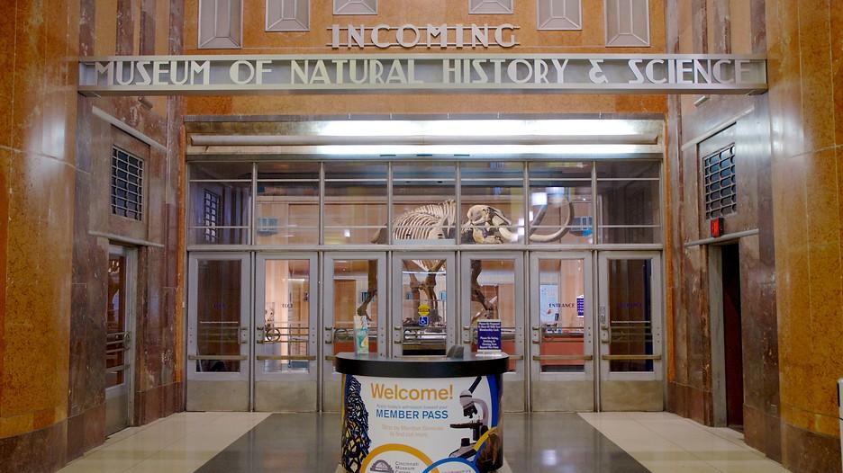 cincinnati museum center at union terminal in cincinnati