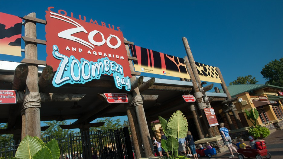 Columbus Zoo And Aquarium In Columbus Ohio Expedia