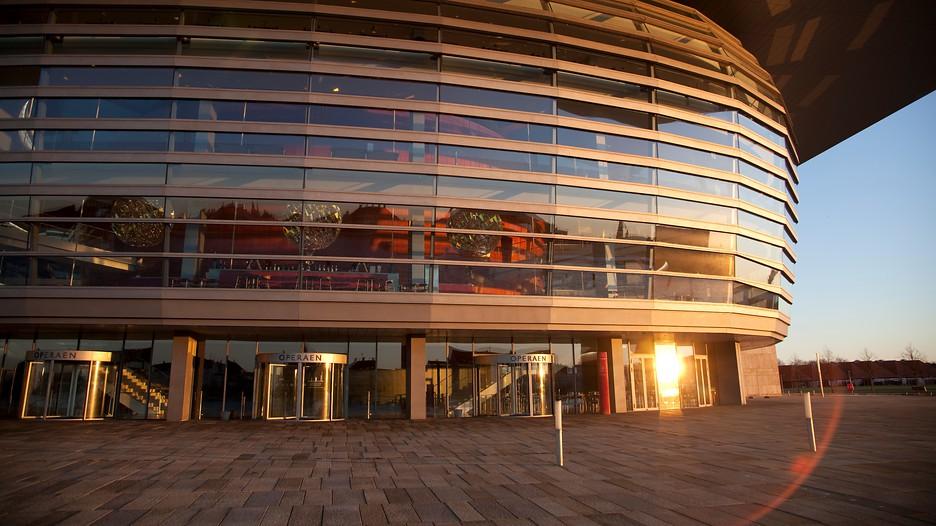 Copenhagen Opera House In Copenhagen Expedia