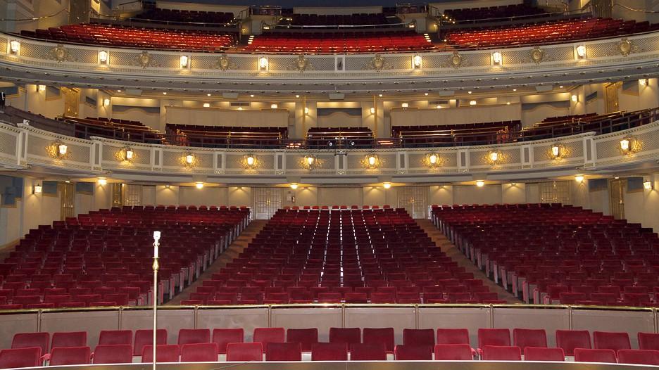 Teatro Majestic Informaci 243 N De Teatro Majestic En Dallas