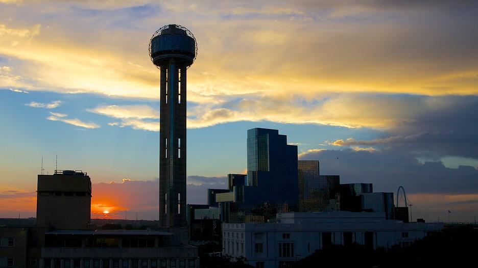 Reunion Tower In Dallas Texas Expedia