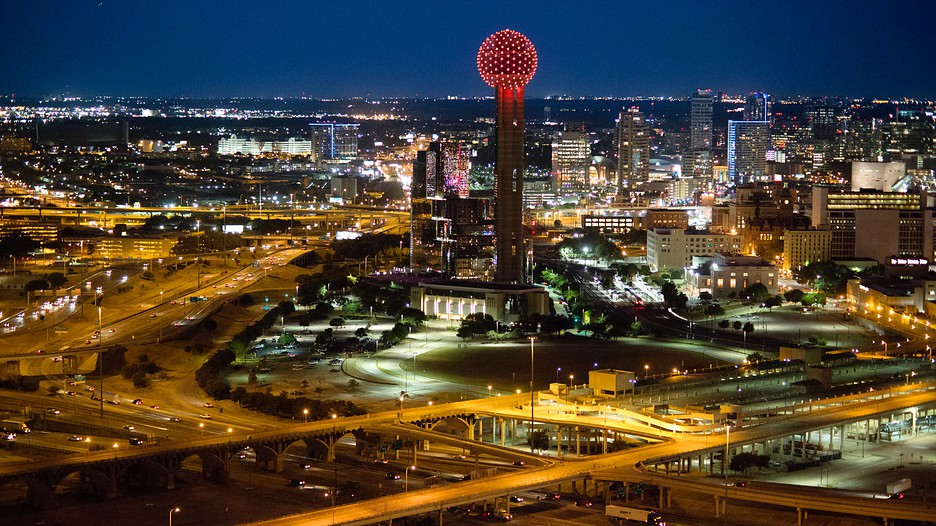 Reunion Tower In Dallas Texas Expedia