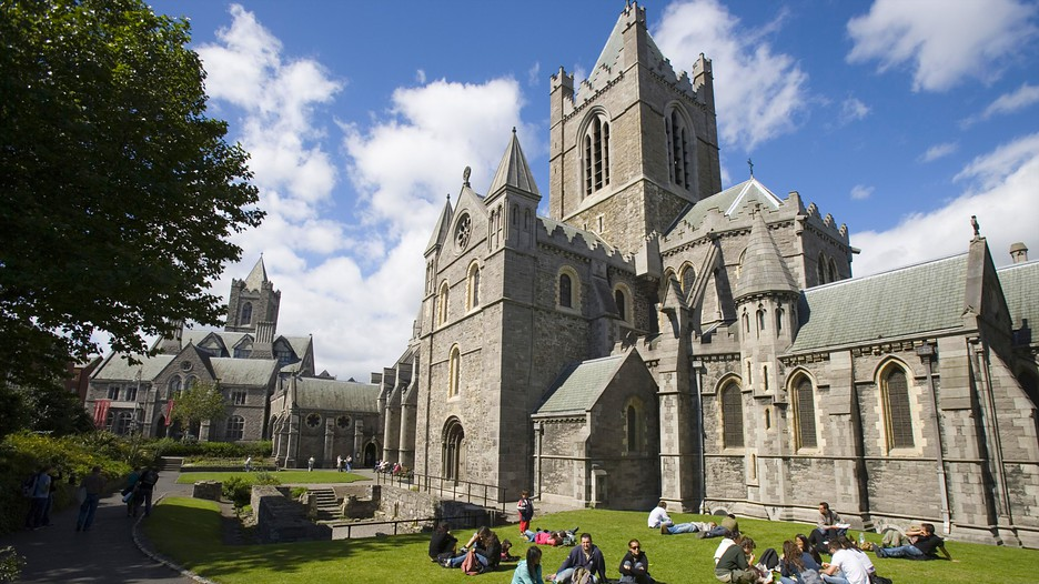 Christ Church Cathedral In Dublin Expedia