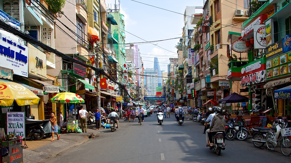 Pham Ngu Lao Street Vacations 2017 Package Amp Save Up To