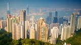 Showing item 3 of 33. Victoria Peak Tower - Hong Kong - Tourism Media