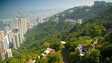 Showing item 23 of 33. Victoria Peak Tower - Hong Kong - Tourism Media