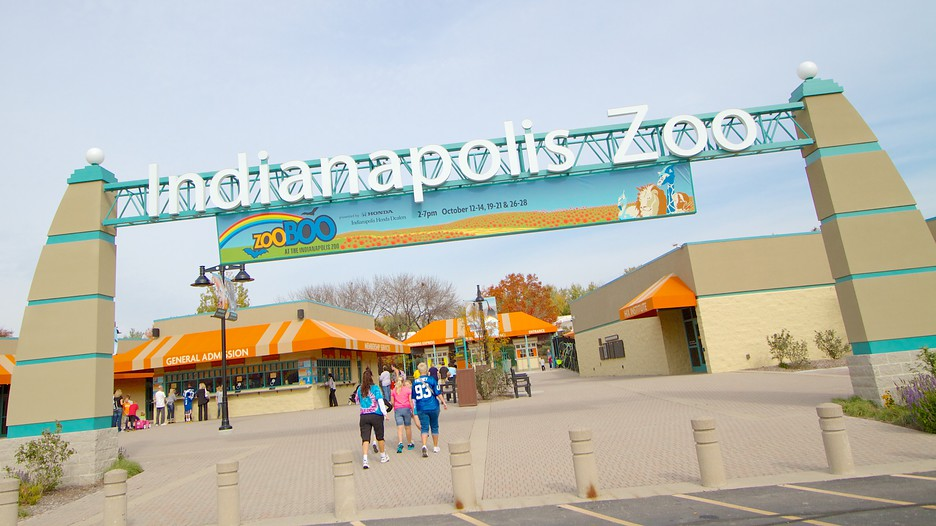 Indianapolis Zoo in Indianapolis, Indiana | Expedia