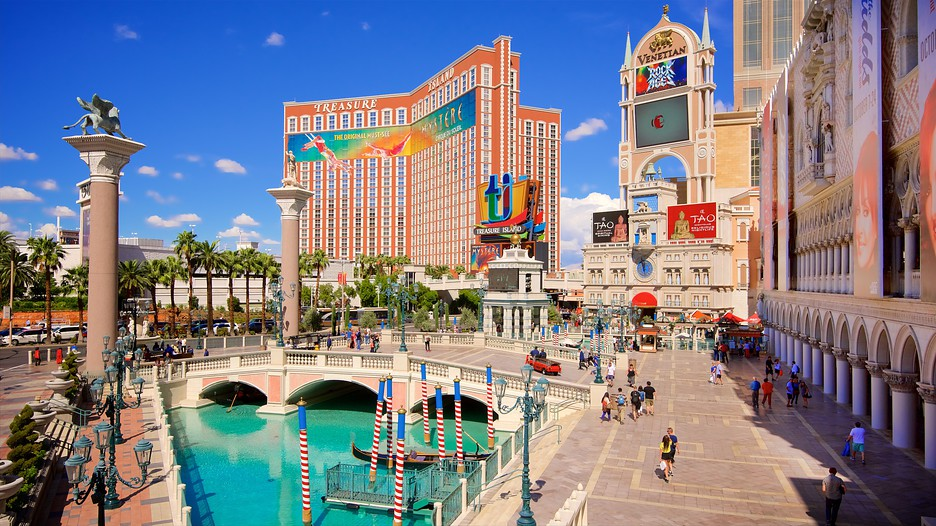 Vacation deals from msp to las vegas