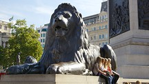 Trafalgar Square - Londres