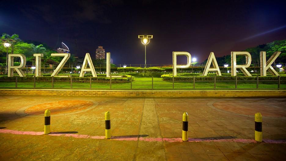 Rizal Park In Manila Expedia