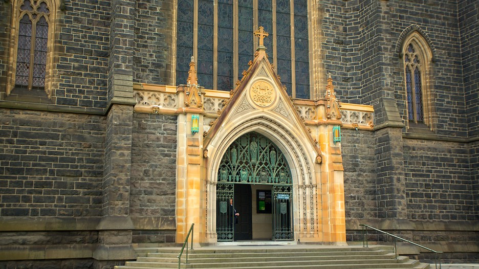 St Patrick 39 S Cathedral In Melbourne Victoria Expedia